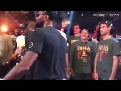 Cavaliers Celebrate NBA Championship In Las Vegas ¦ 2016 NBA Finals