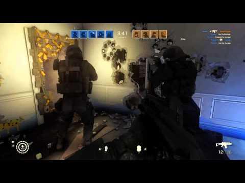 Gameplay de Rainbow Six Siege