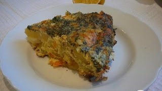Мексиканская картофельная тортилья. Мексиканская кухня
