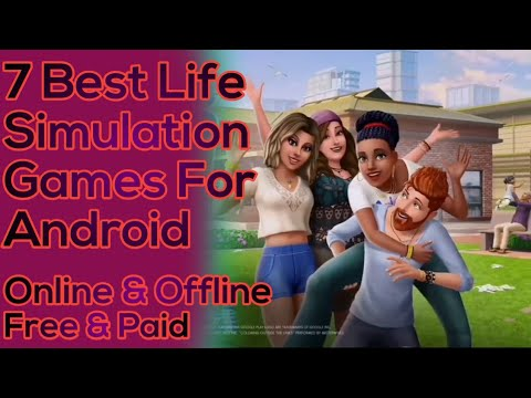 7 Best Life Simulation Games For Android (Offline/Online)
