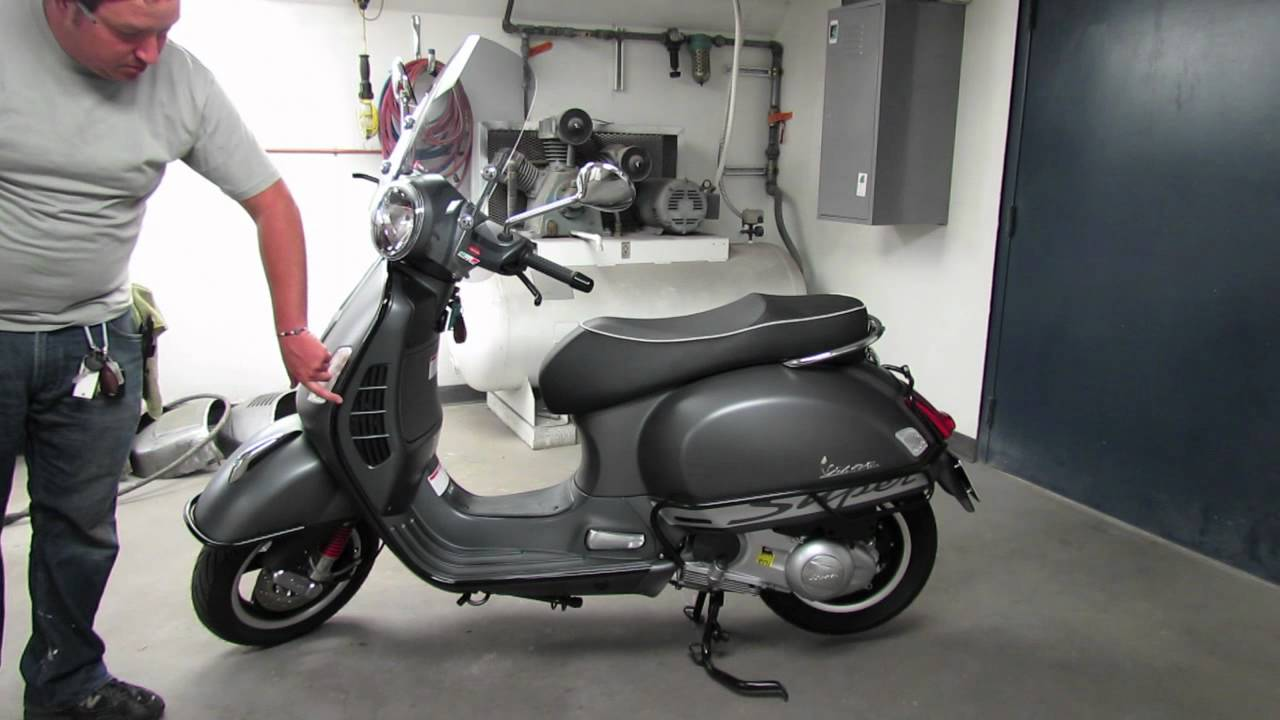 vespa 300 for sale craigslist