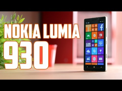 Nokia Lumia 930, Review en Español
