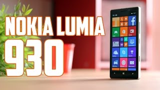 Nokia Lumia 930, Review en Español