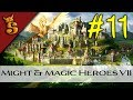 Epic Battle! | Might & Magic Heroes VII [S3 #11] (HAVEN)