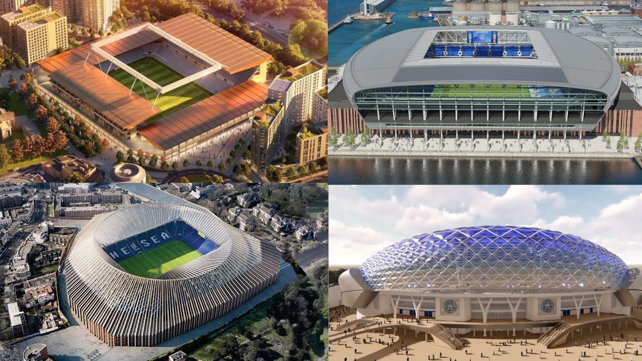 Download Future English Stadiums