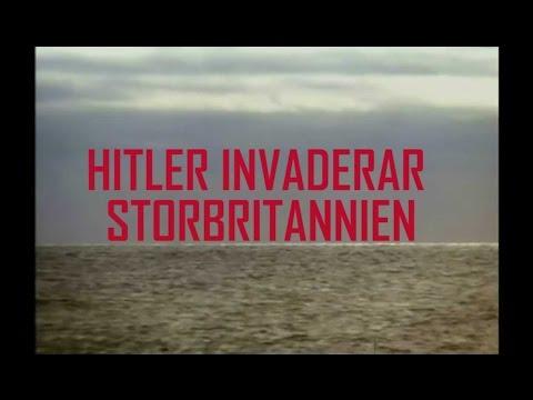 Hitler invaderar Storbritannien