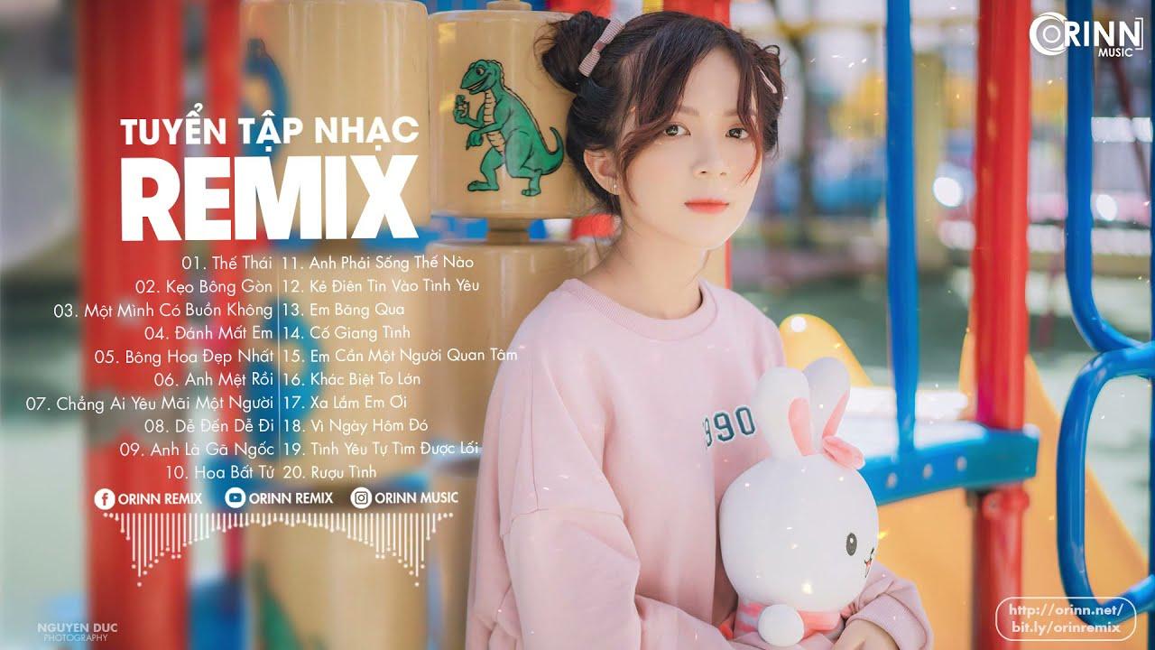 NHẠC TRẺ REMIX 2020 PHIÊU NHẤT HIỆN NAY - EDM Tik Tok ORINN REMIX - Lk Nhạc Trẻ Remix 2020 Hay Nhất
