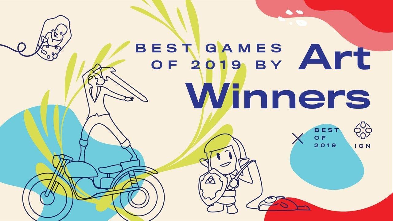 Los mejores juegos de 2019 por arte, gráficos, diseño y más + vídeo