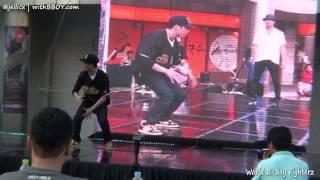 FE(w) vs CHO | Round16-7 | World B-Boy Fighterz 2012 @Gangnam