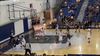 #14 Nick Loewen - 6'6 SF/PF Mount Royal University 2012/2013 Mix 2