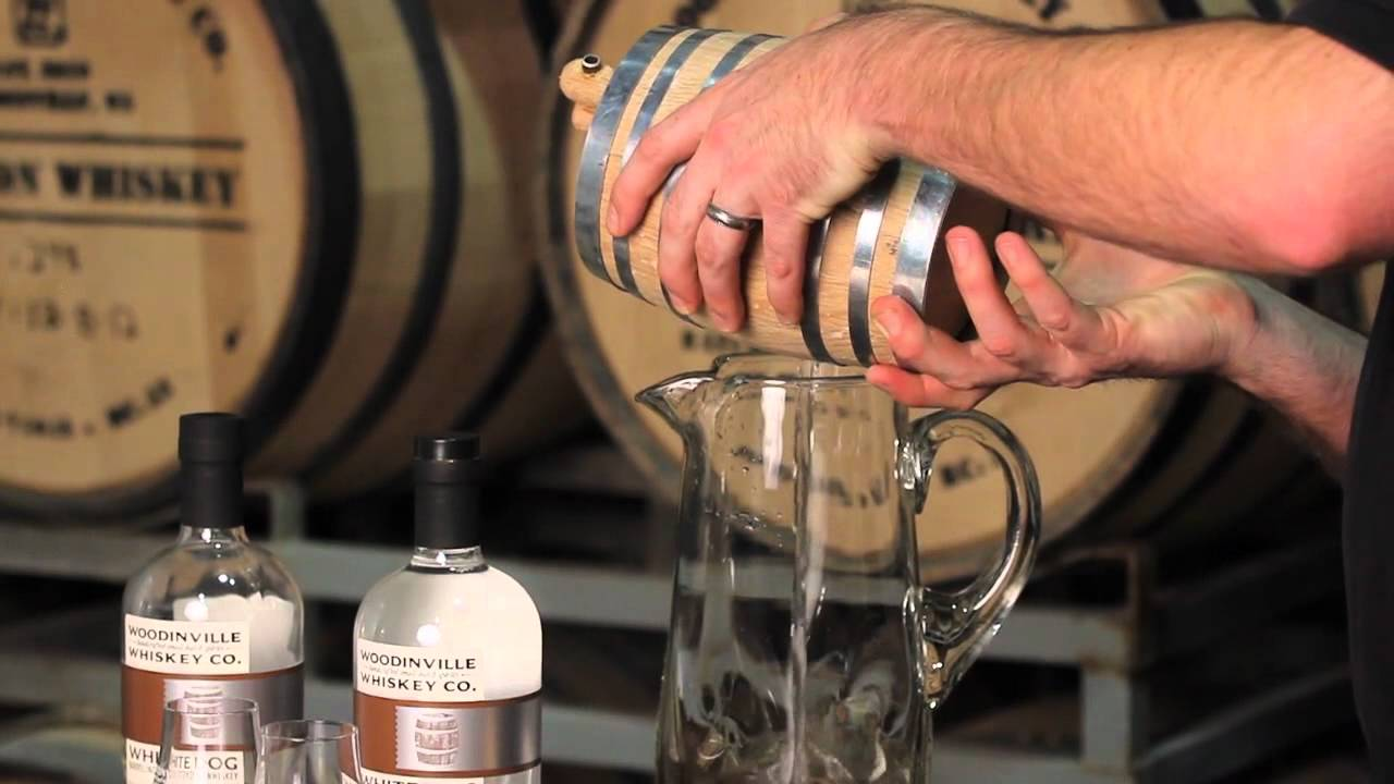 Mature your own whisky