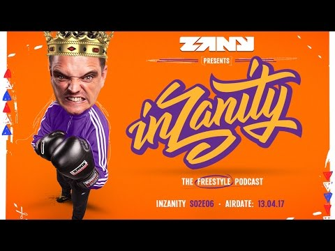 inZanity S02E06 - The Freestyle Podcast