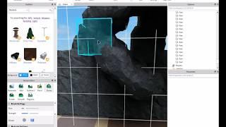 Arbeiten mit Terrain! | Roblox