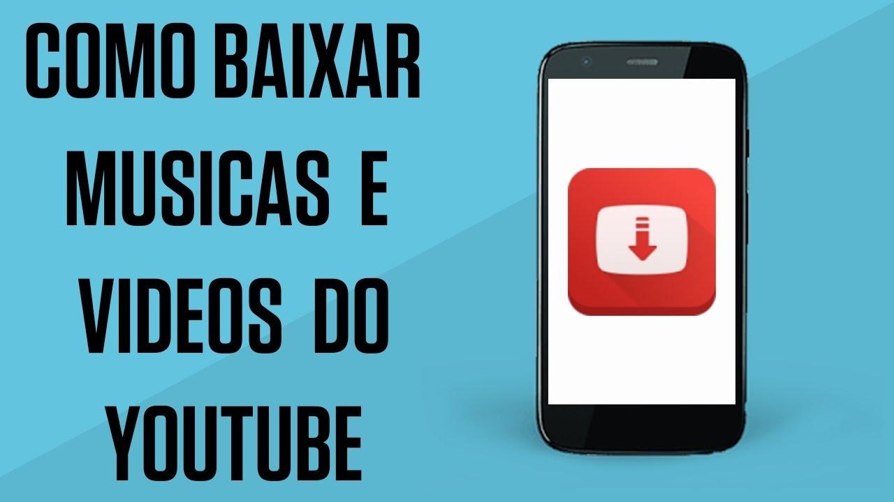 baixar músicas do youtube