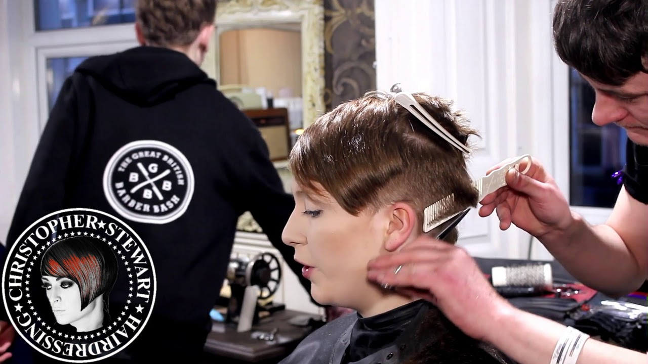 Youtube how to cut pixie haircut what necessary