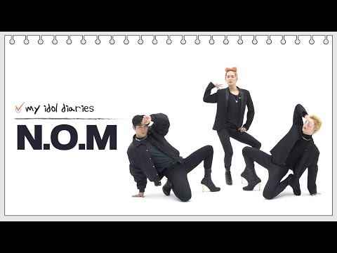 "[Pops in Seoul] 📘MY IDOL DIARIES📕 I can't wait♪ ""N.O.M"" Edition!"