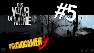 This War of Mine #5 - [Giorno 9,10] Il parroco prova a fare il bulletto di periferia