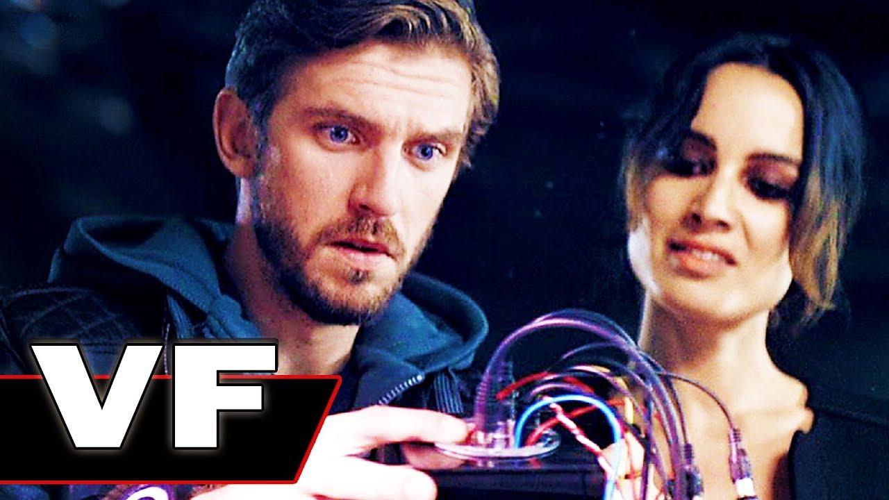 REDIVIDER Bande Annonce VF ✩ Dan Stevens, Bérénice Marlohe, Science-Fiction (2017)