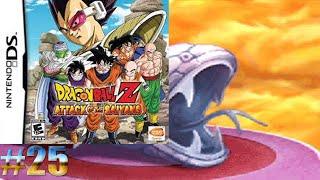 Que comience el recorrido por el camino de la sepriente/Dragon Ball Z: Attack of the Saiyans #25