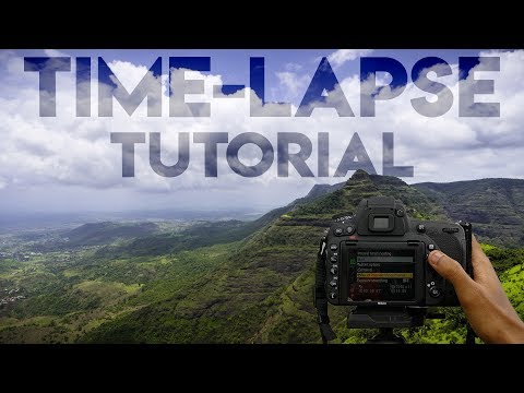Time Time Lapse Photography How To