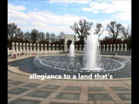 God Bless America (Instrumental) with lyrics