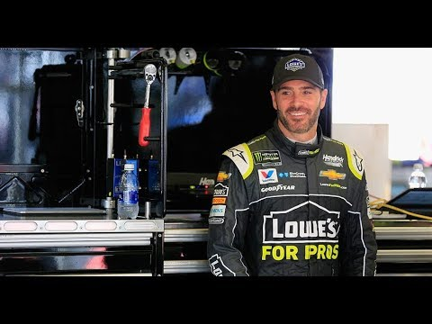 Jimmie Johnson: 'I know I'm going to win races'