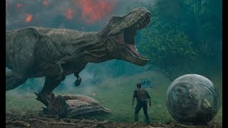 'Jurassic World: Fallen Kingdom' Official Trailer (2018) | Chris Pratt, Bryce Dallas Howard
