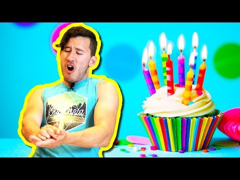 Download Youtube: Markiplier Makes: Cake