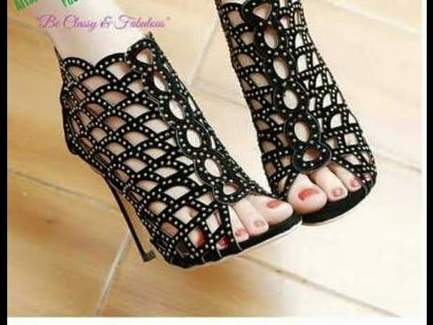 Best high heel shoes - YouTube