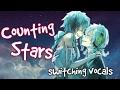 Nightcore - Counting Stars (Switching Vocals)