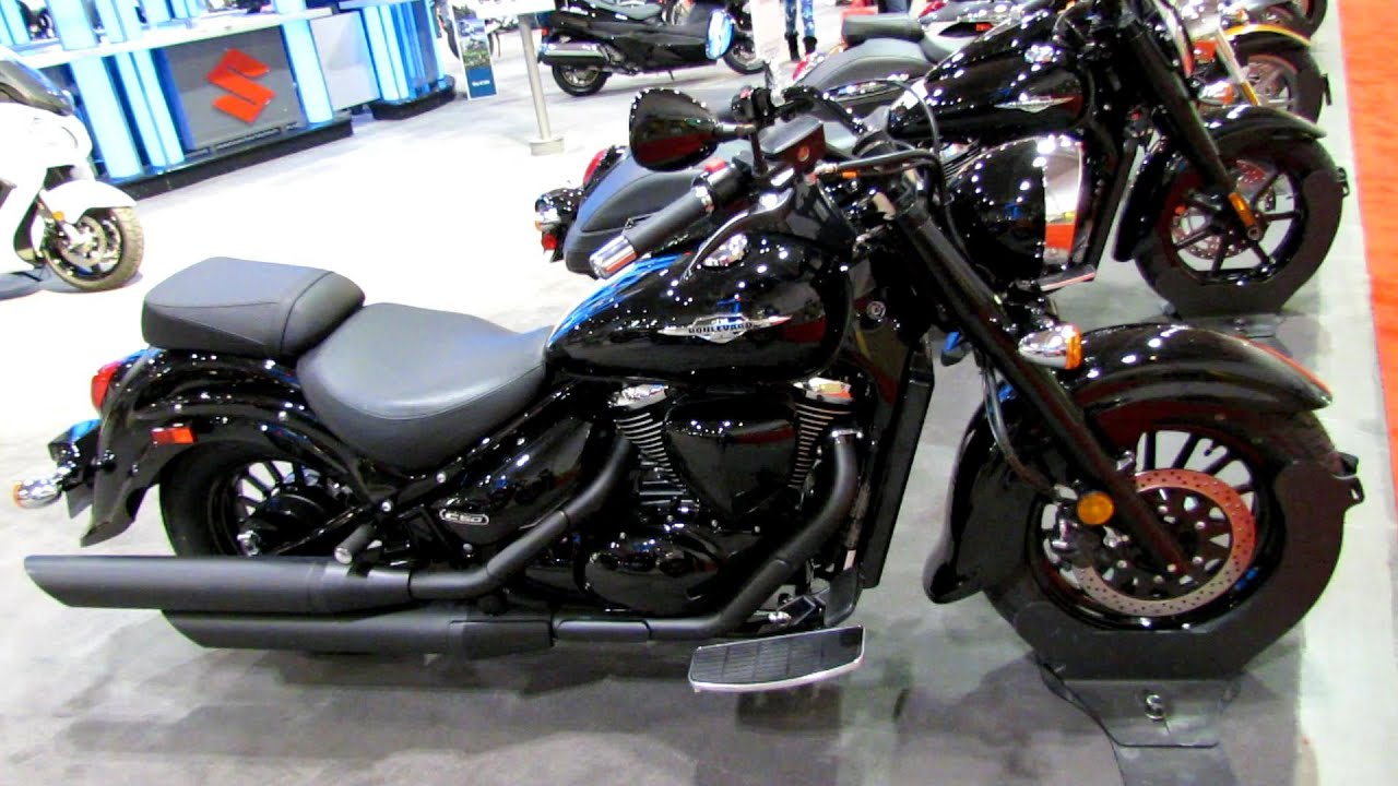 2014 suzuki boulevard c50 boss walkaround - 2014 toronto motorcyle