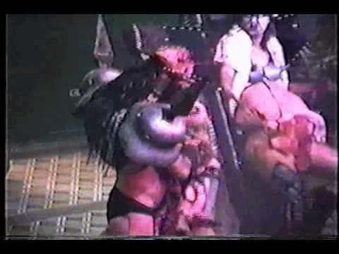 GWAR - Krak Down/Knife In Yer Guts (Halloween 95' Chicago, IL)