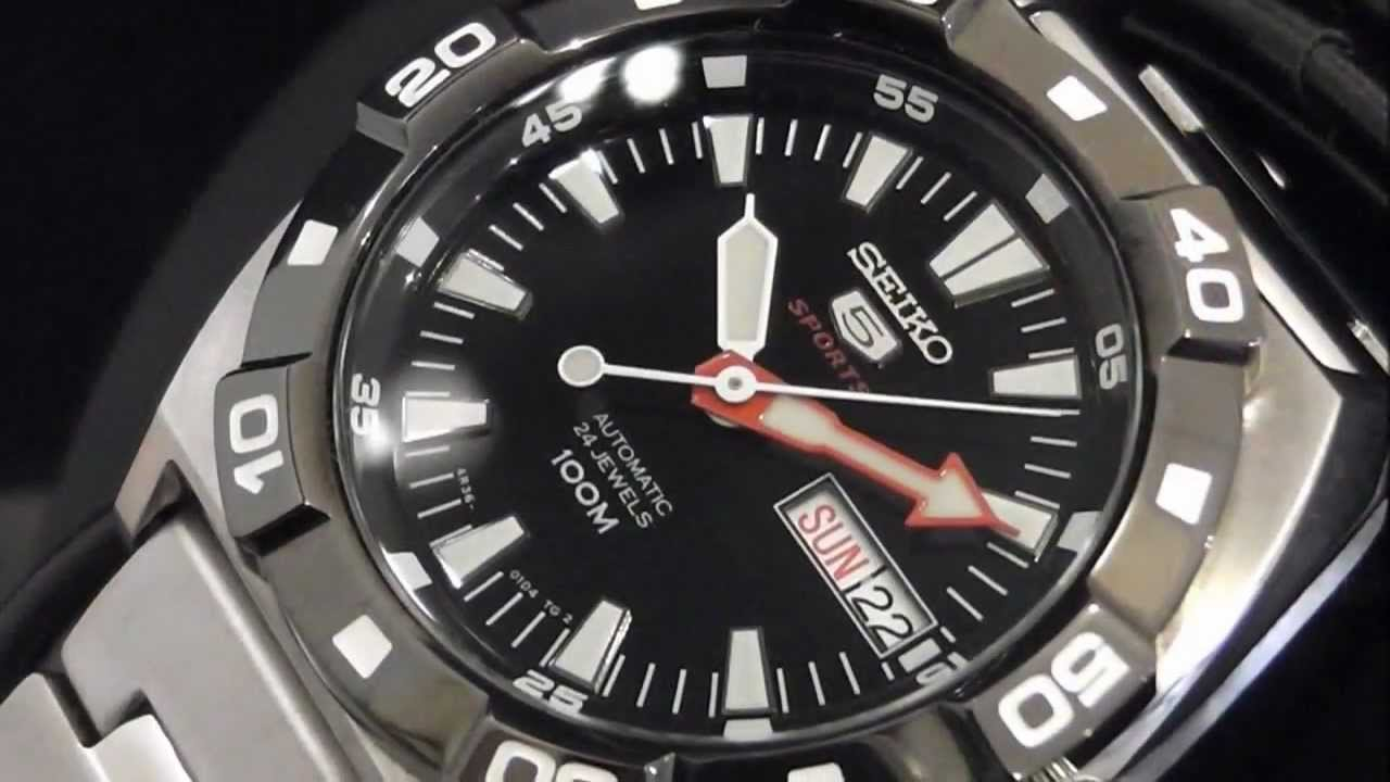 2s time seiko 5 sports collection srp285k1 automatic diver s watch youtube grand seiko manual winding sbgw031 grand seiko manual winding sbgw031