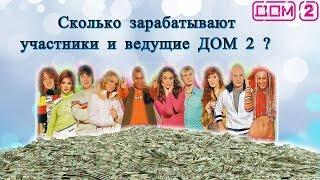 Сколько зарабатывают участники Дом 2 / Все по сценарию? Разоблачение