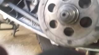 Bruit x max 125 2013