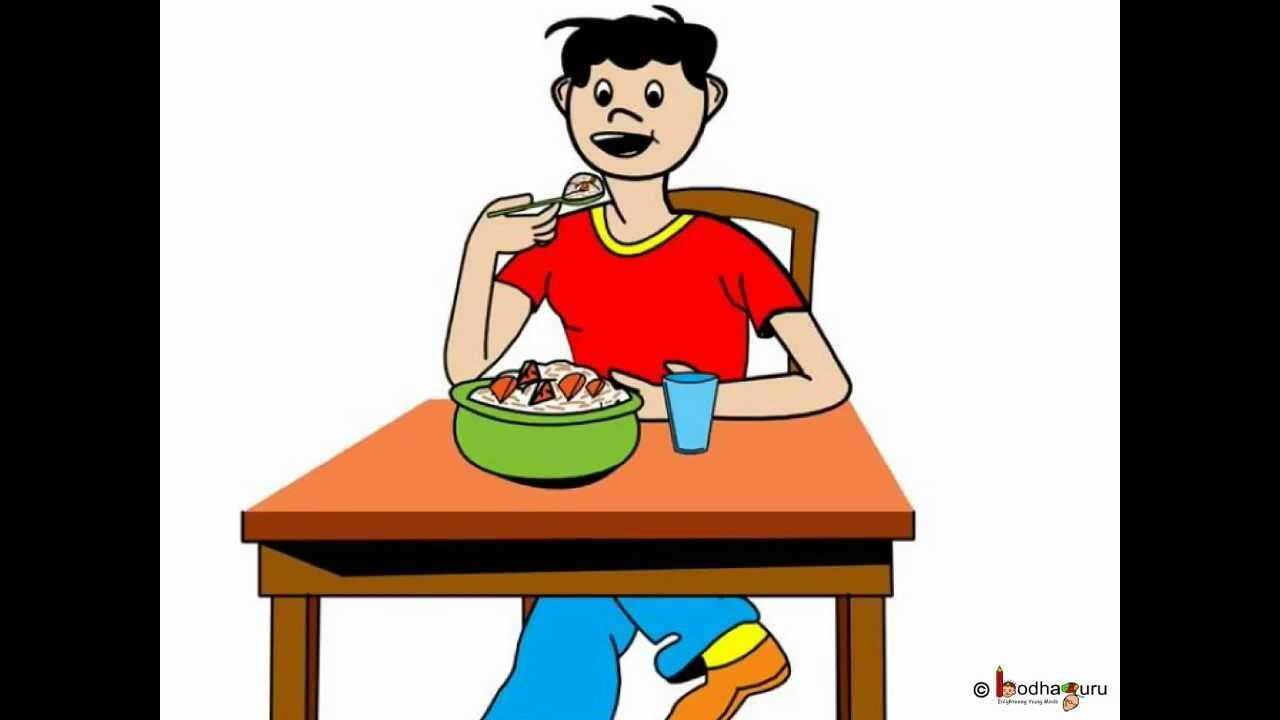 Science - Food we eat - Telugu