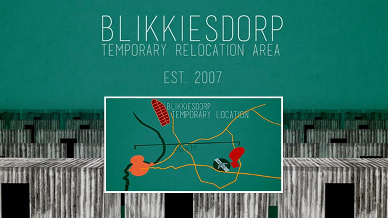 Is Blikkiesdorp Home?