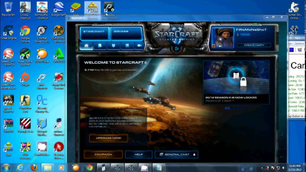 Starcraft Online