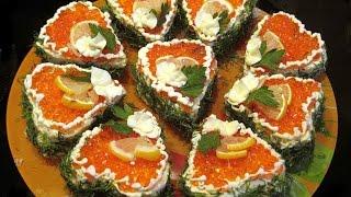 Бутерброды на праздничный стол фото. Праздничные бутерброды фото