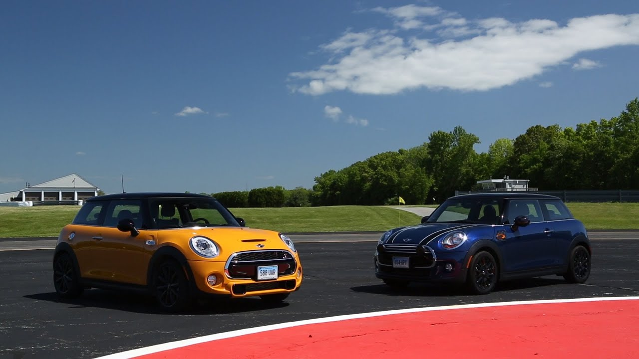 2014 Mini Cooper Review Consumer Reports Youtube