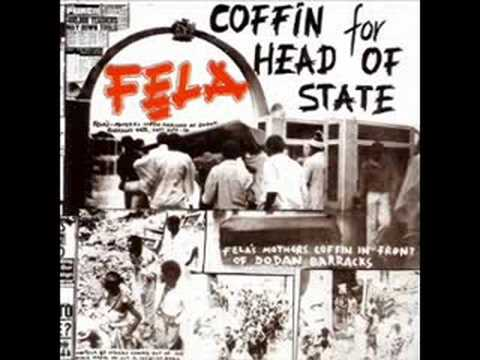 Fela Kuti - Coffin for Head of State, Pt. 2