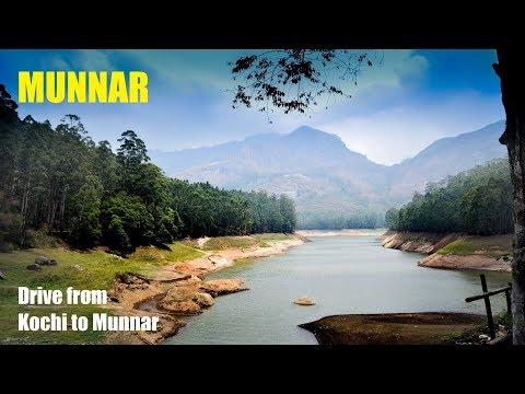 Kochi - Munnar | Getaway to the lush green hills | Kochi to Munnar drive