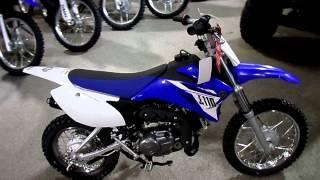 2014 Yamaha TT-R110E