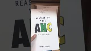 Top Reasons to Vote ANC - [South Africa APARTHEID 2018]