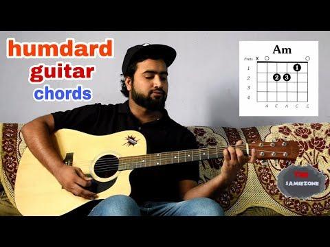 Humdard Guitar Chords - Ek Villian