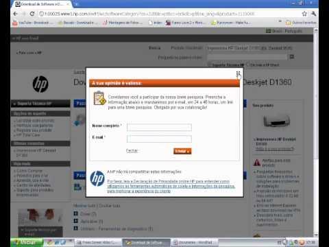DESKJET GRÁTIS HP 3845 PARA SOFTWARE IMPRESSORA DOWNLOAD