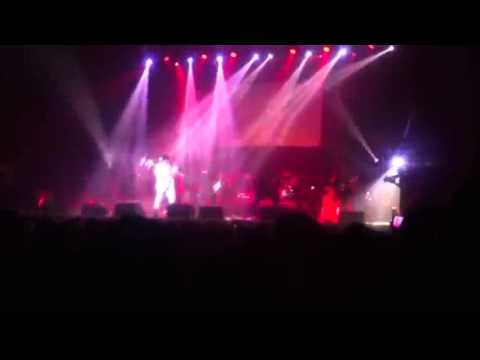 Sonu Nigam's Concert At Appolo Theatre Manchester 17aug 201