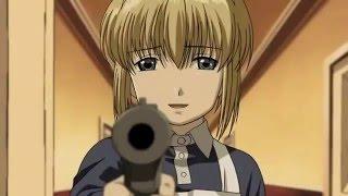 Becoming Insane - Gunslinger Girl AMV (Anime Music Video)