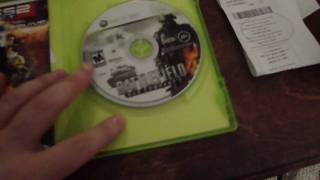 Battlefield Bad Company 2 Limited Edition Unboxing