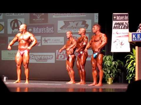 2011 NPC New Jersey State Bodybuilding Championships Heavyweight Masters Winner-Scott Rauseo